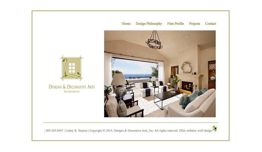 Designs & Decorative Arts