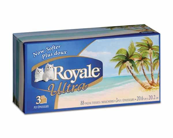 Royale Ultra Kleenex