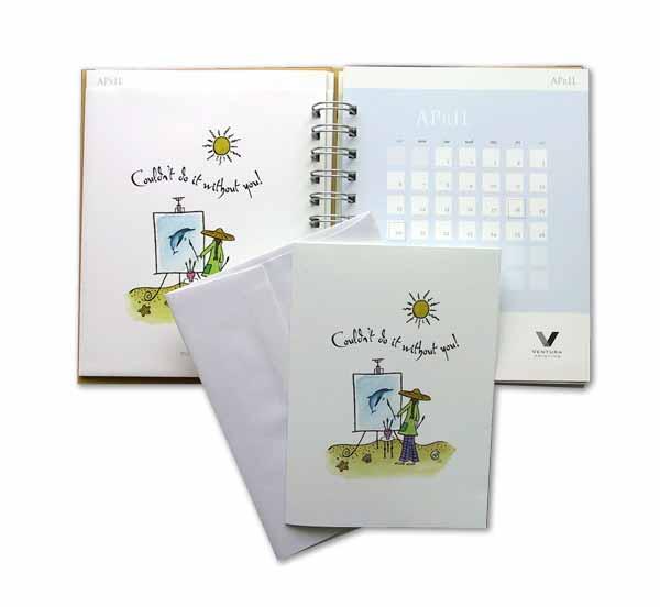 Ventura Printing Calendar