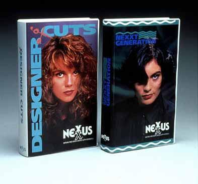 Nexxus Hair Video