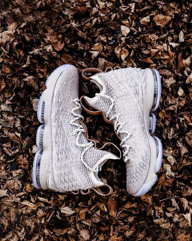 Fresh For Fall 🍁 \\ LeBron 15 • #MWxDC #Lebron15 #nikebasketball