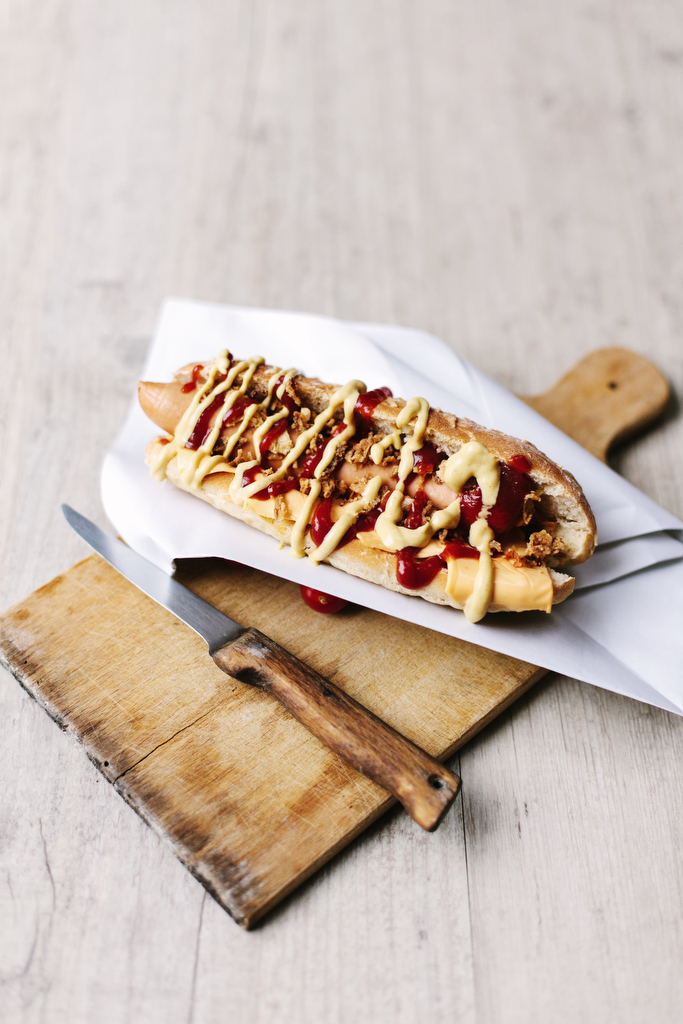 Classic' Hot-dog Maison Nosh - Mirabeau