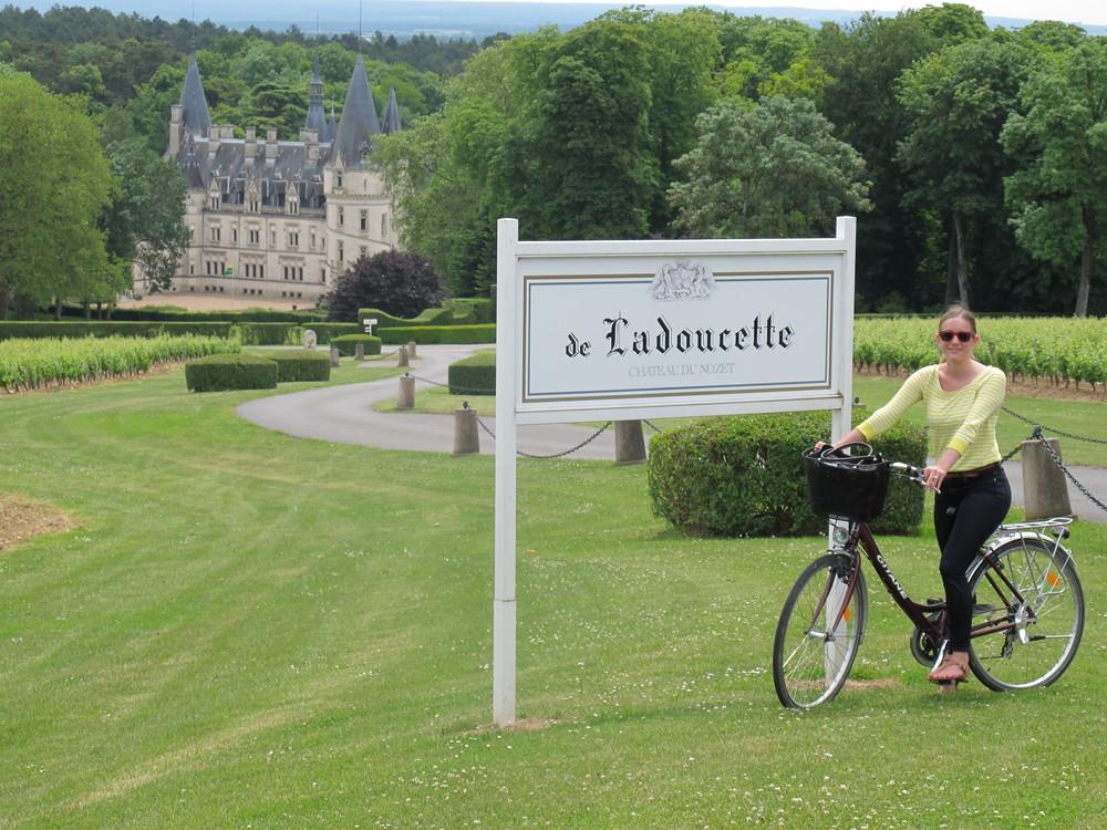 Le Château de Ladoucette