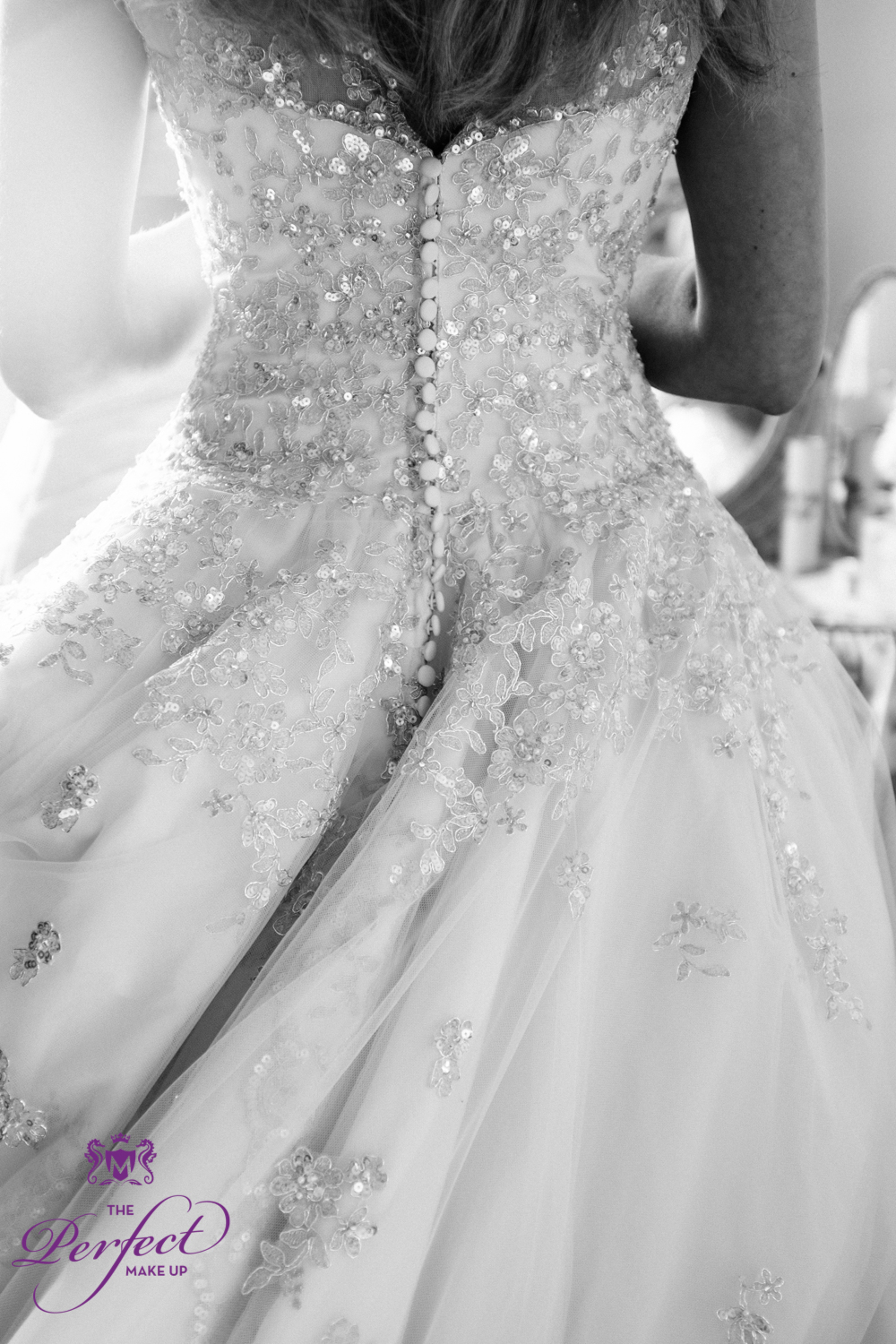 This gorgeous dress was from  Ian Stuart  ( Everdina)