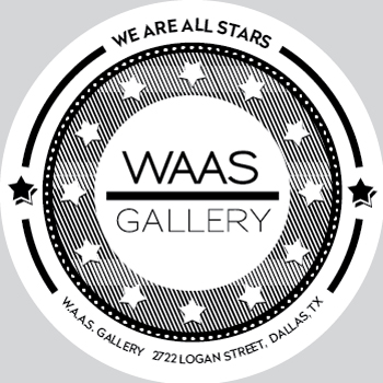 WAAS Gallery sticker