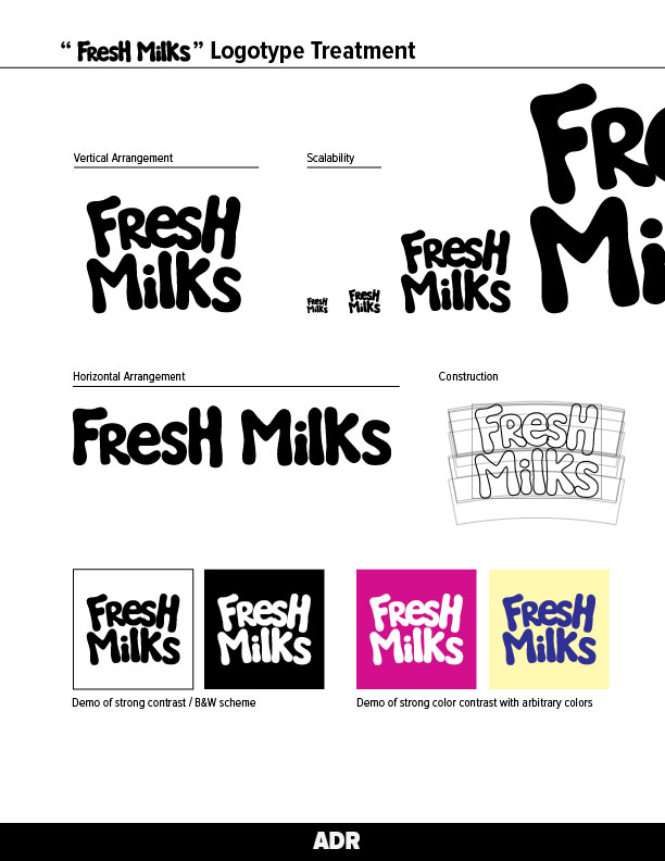 Fresh Milks