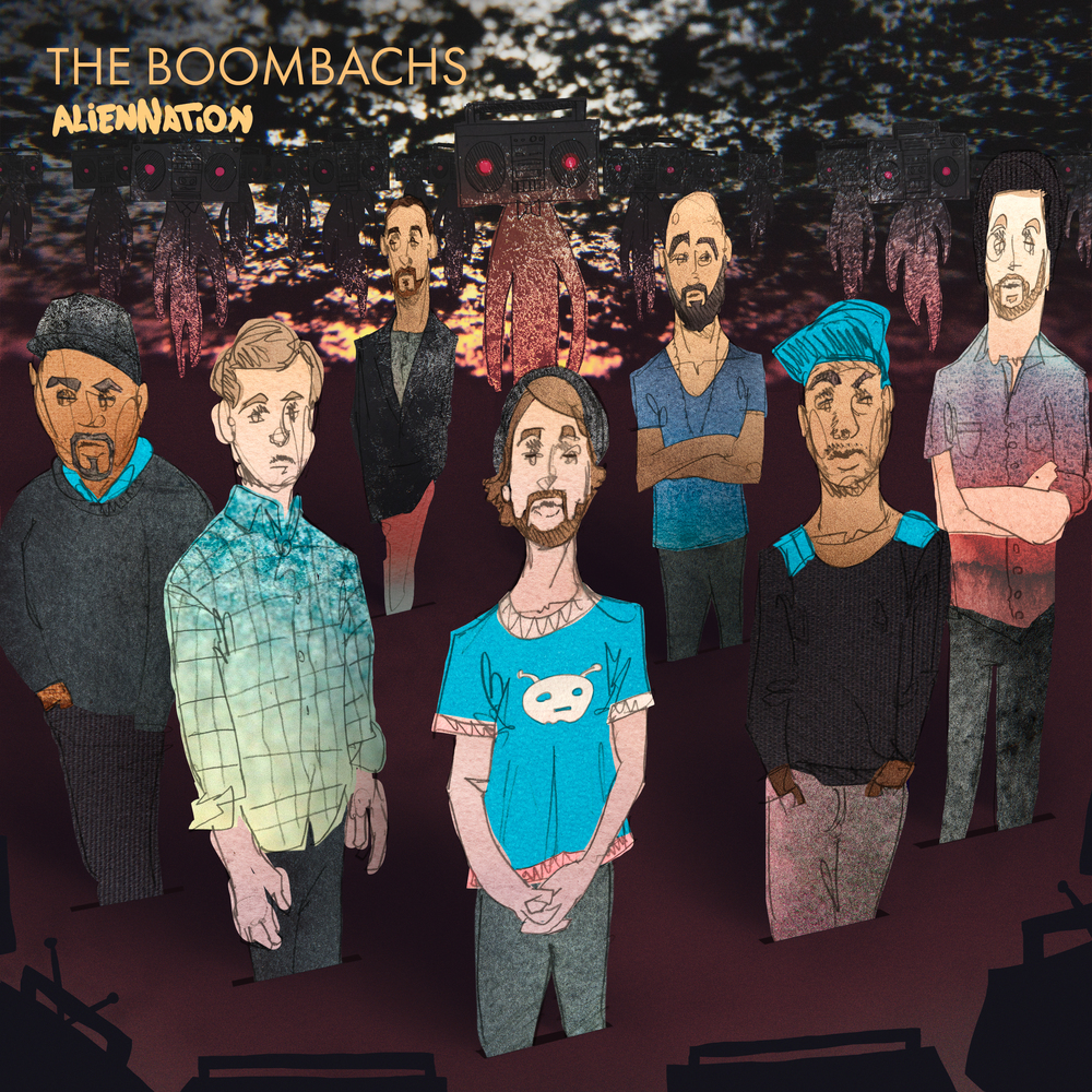 "The BoomBachs, ""AlienNation"""