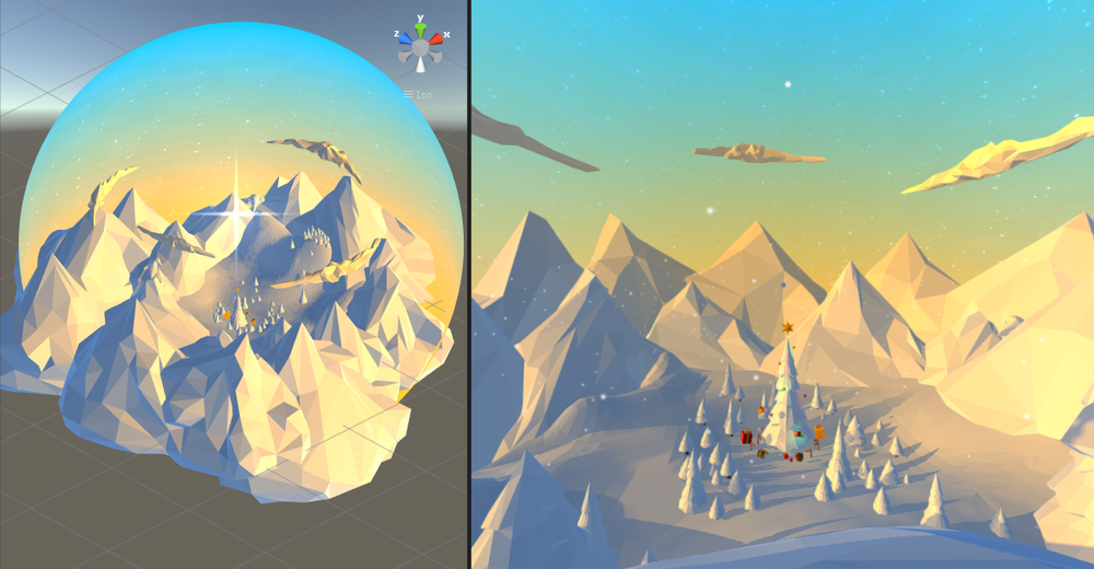 Screenshot of Winterland