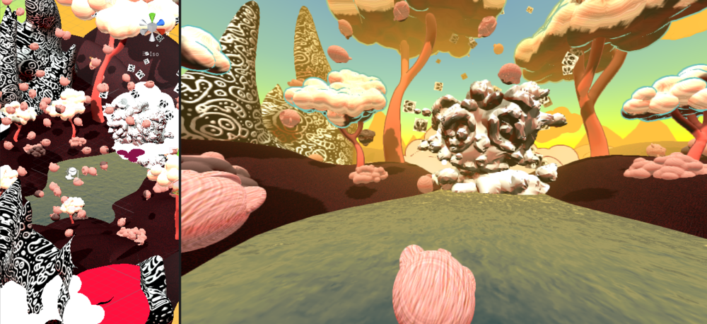 Screenshot of Nicopanda VR