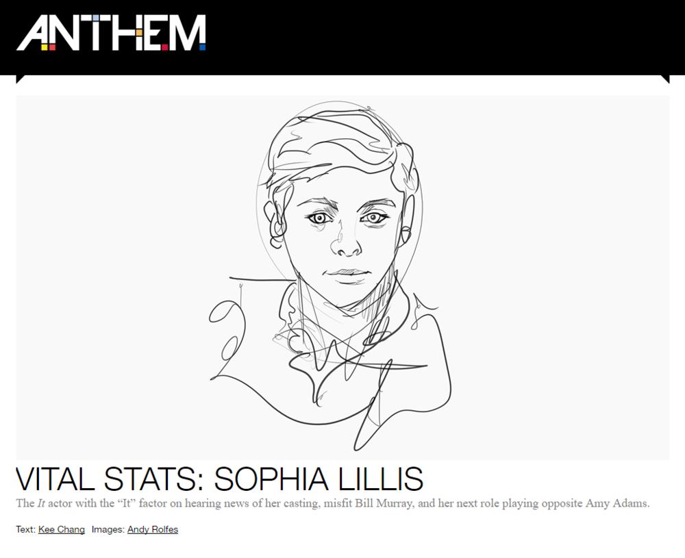 Sophia Lillis
