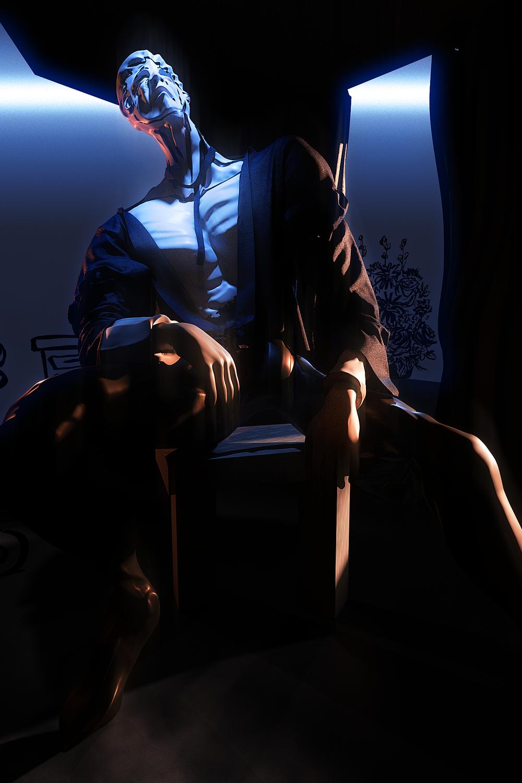 Ash, solo
