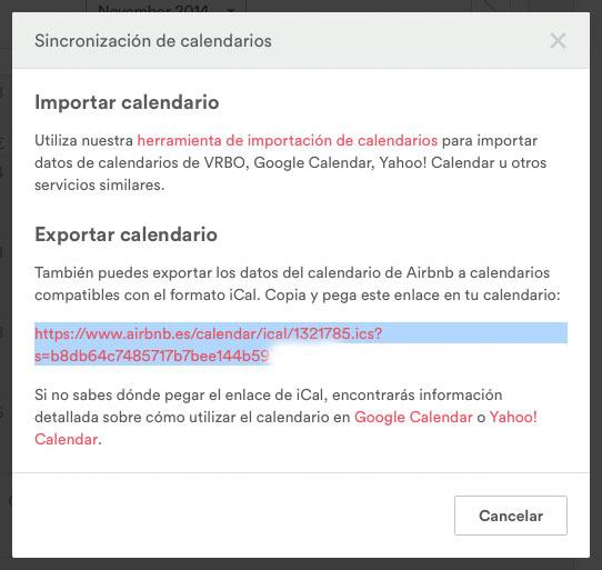 importar-calendario-airbnb