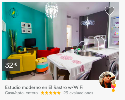 Airbnb Madrid 1