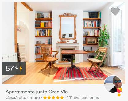 Airbnb Madrid 2