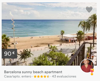 Airbnb Barcelona 1