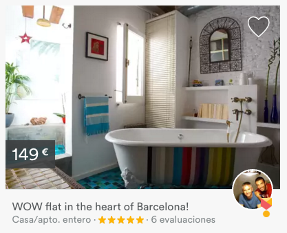 Airbnb Barcelona 3
