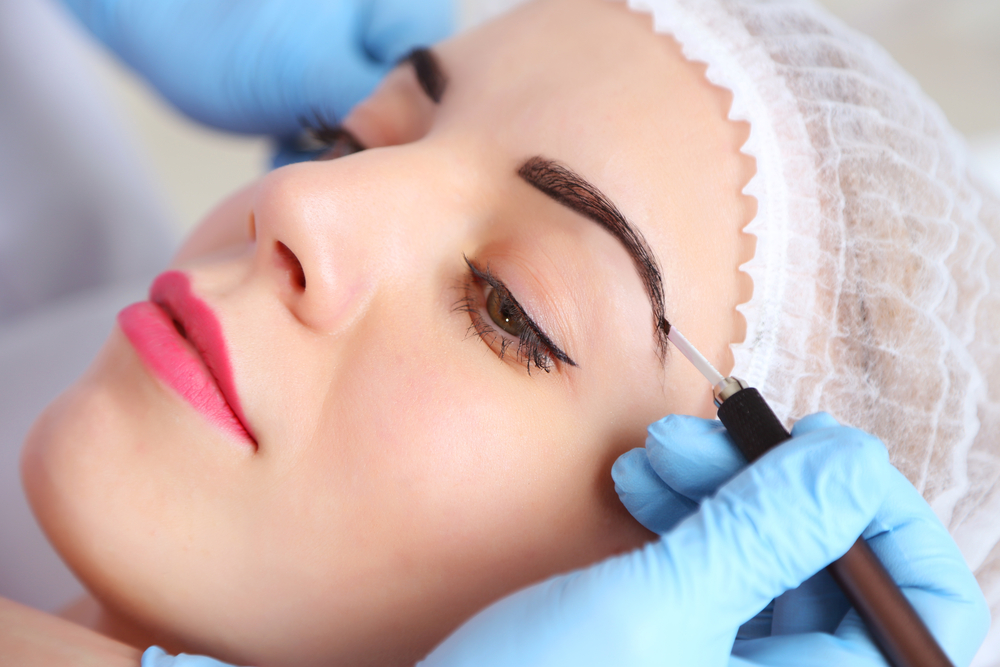 Eyebrow Microblading - Not only do we offer traditional brow shaping,but we have clients that drive in from all over the state of Texas for the most sought after brow grooming service in the industry, Eyebrow Microblading!