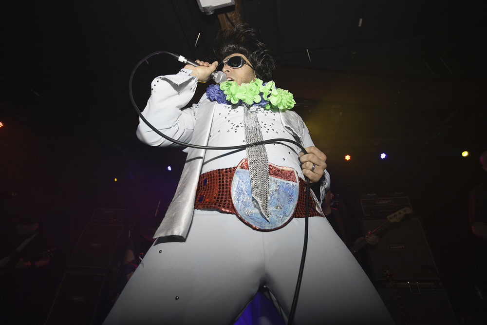 THE SEARCH FOR SEATTLE'S BEST AMATEUR ELVIS