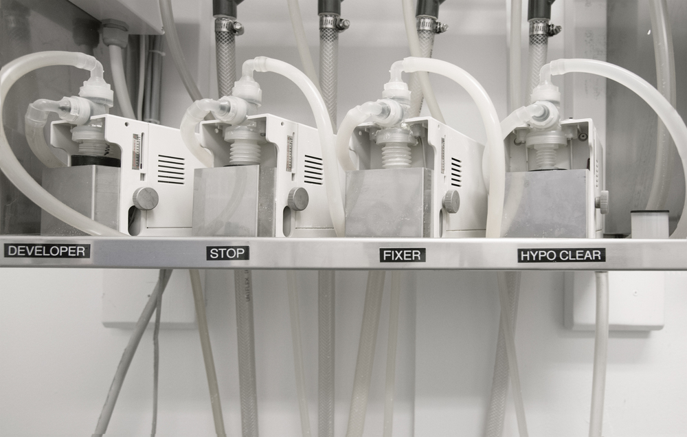 Panda lab, Seattle's last film lab