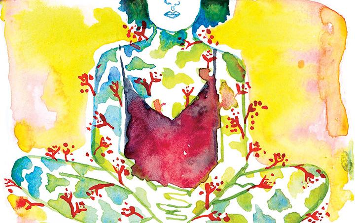 Meditation Watercolour