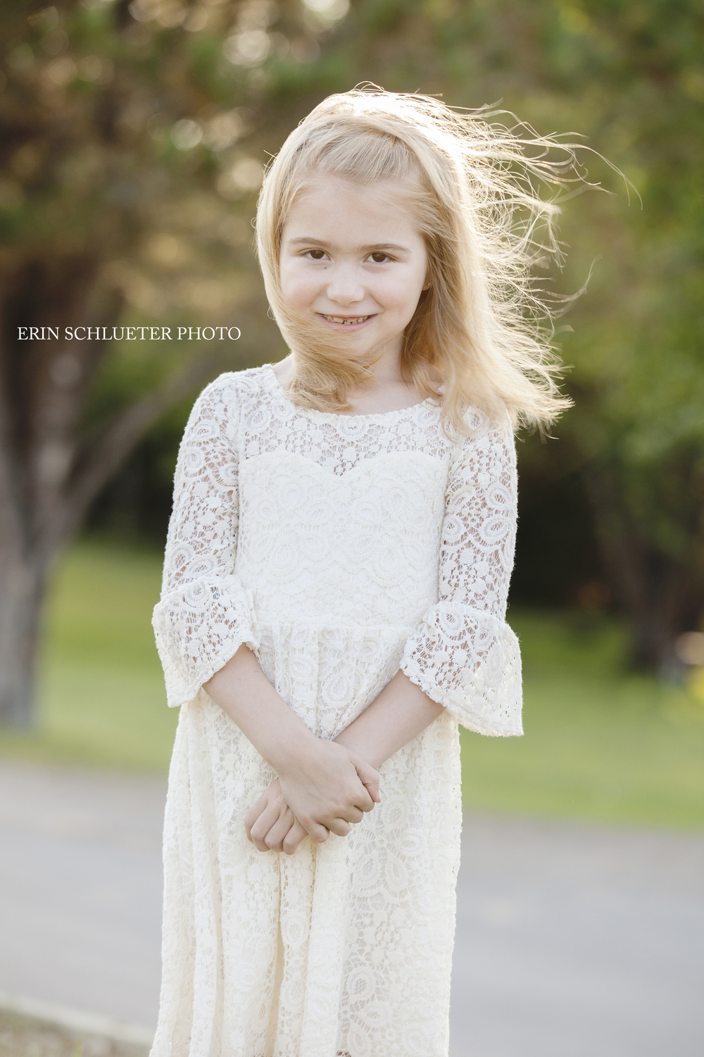 This cute spunky six year old and I had a so much fun during our photo session.