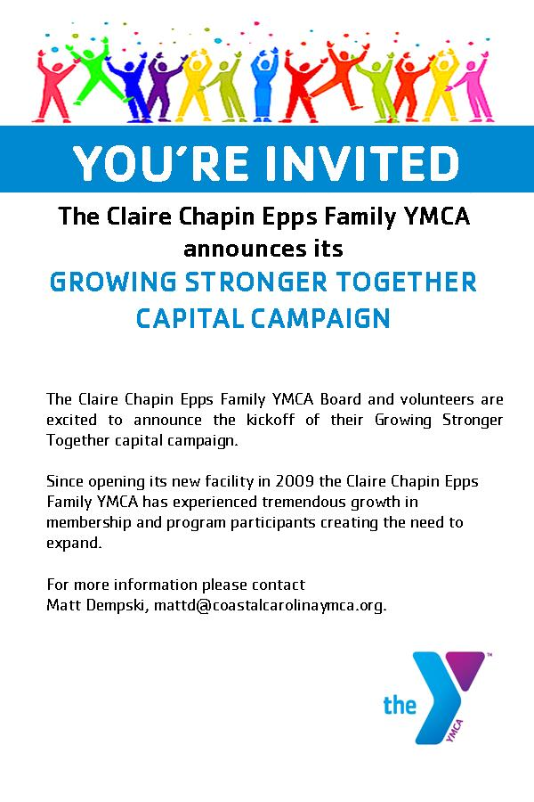 Click to learn more.             Partners of the YMCA