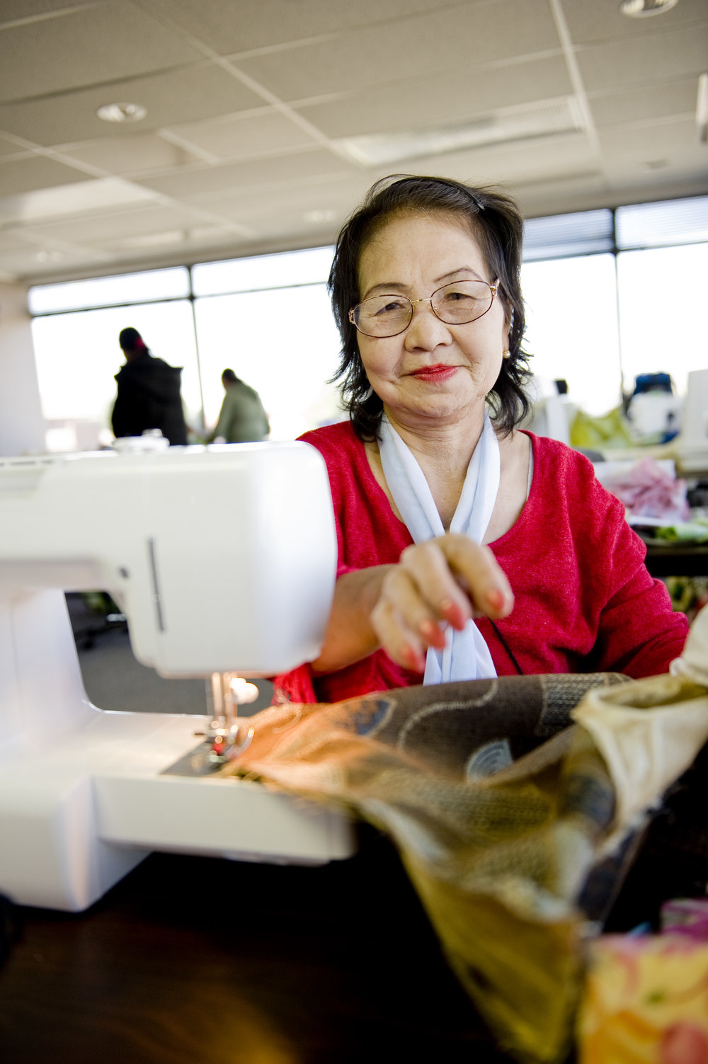 Make a Donation to Support the Sewing Program