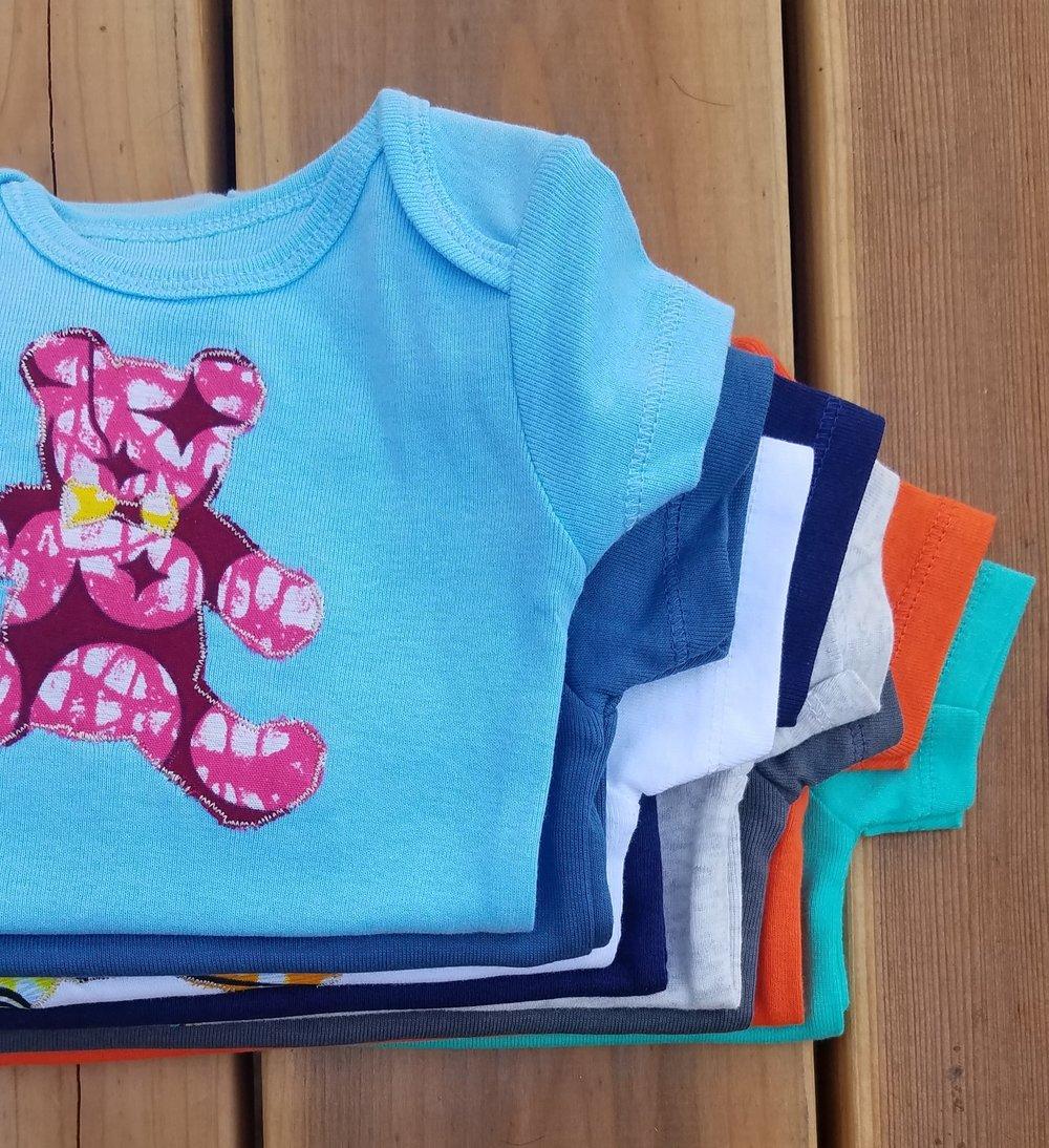 Baby Onesie, $15