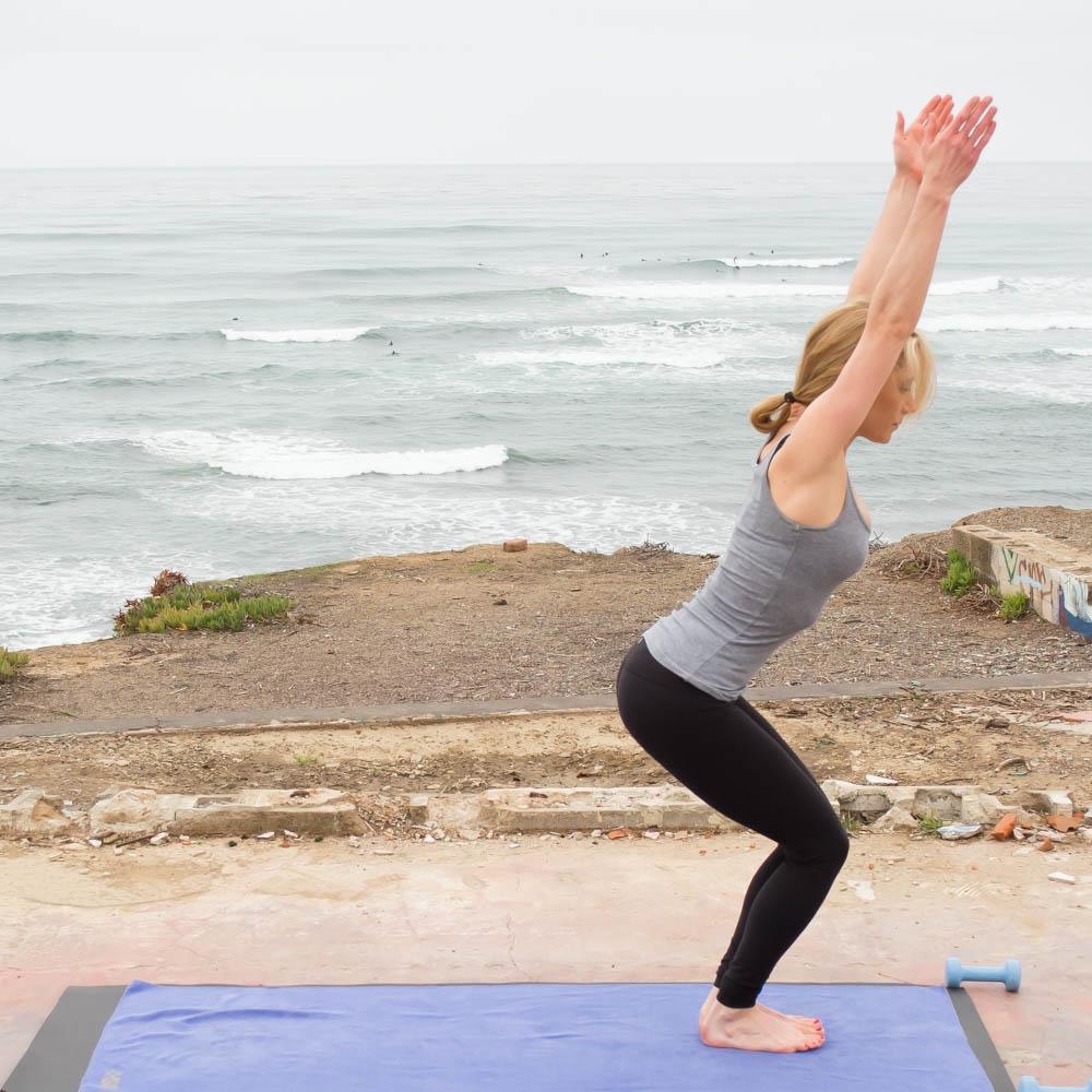Yoga Warm Up Sequence — Coreen Murphy
