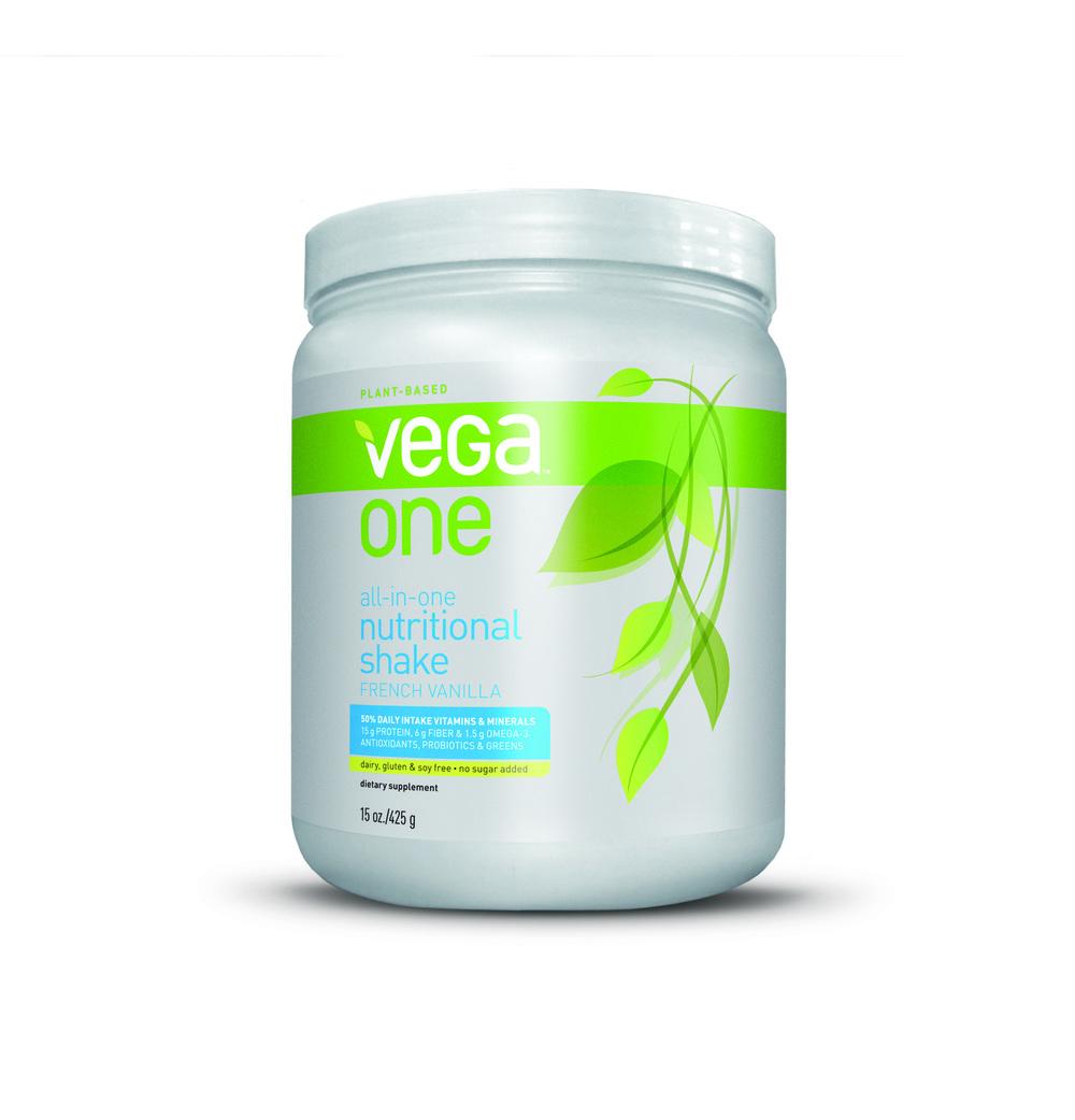 Vega One Nutritional Shake    TWITTER | INSTAGRAM