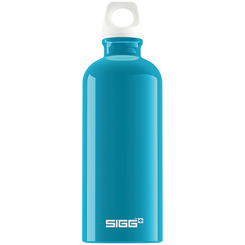 8.  The Modern Classic SIGG, reusable water bottle