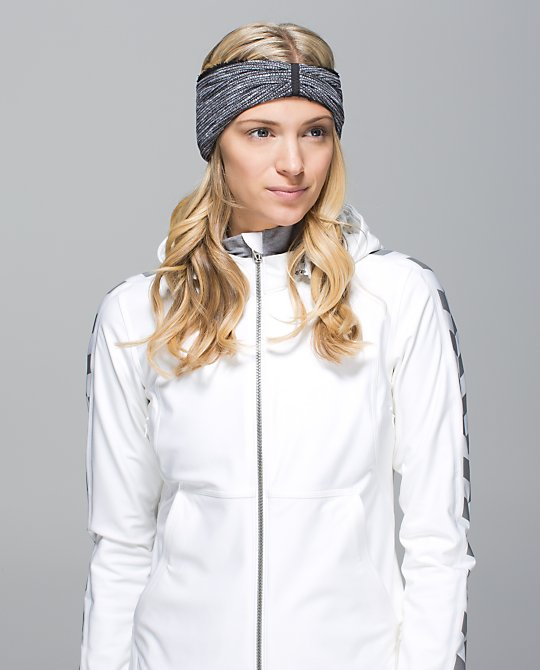 9.  Run With Me Ear Warmer *Sherpa Fleece