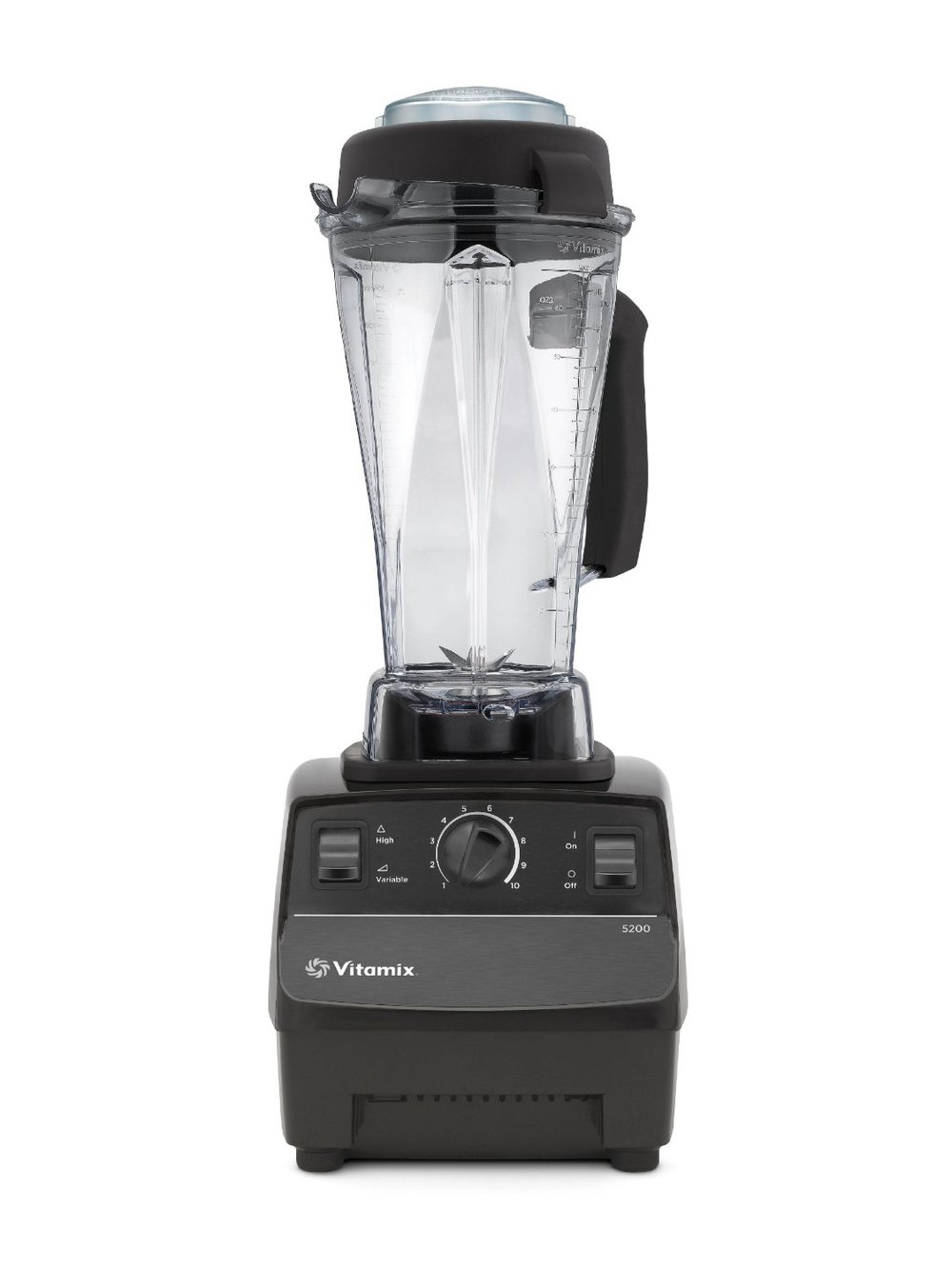 13.  Vitamix 5200 Series Blender, Black