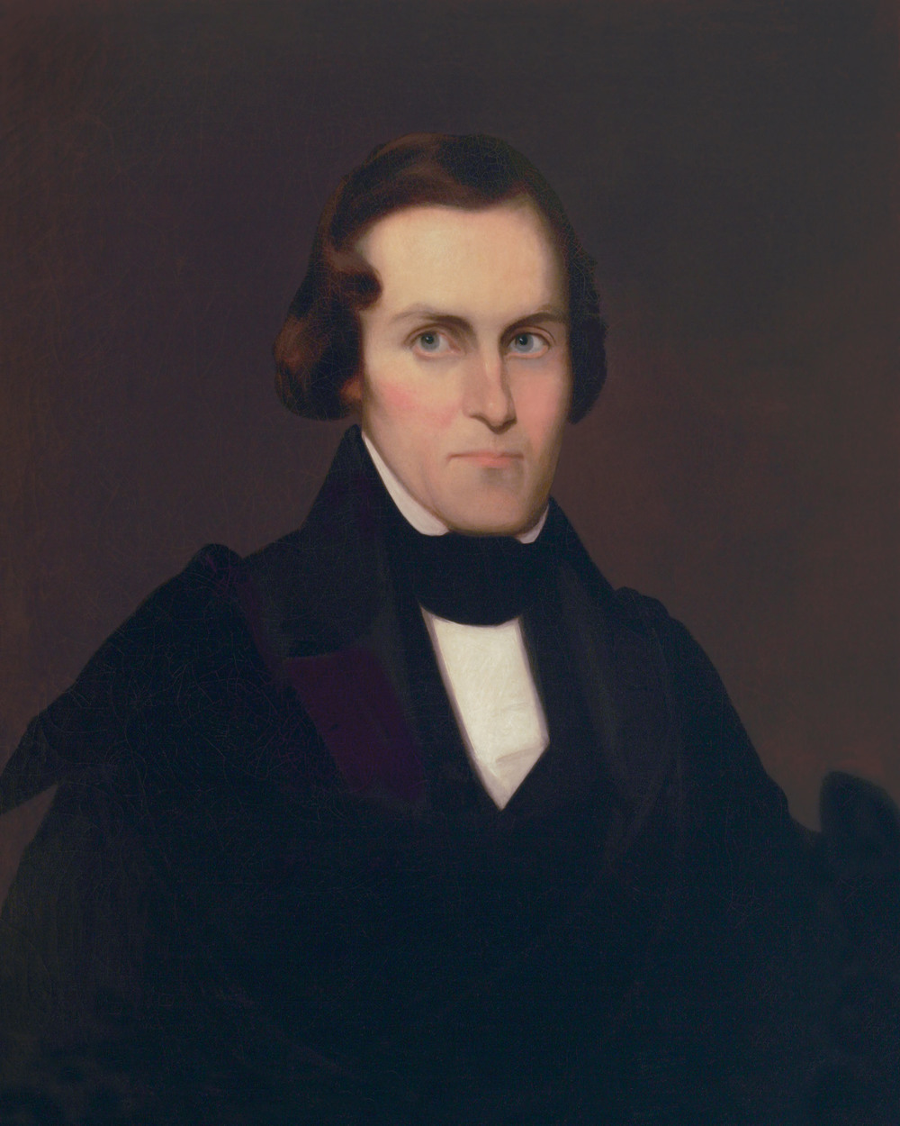 SAMUEL EELLS: Founder of Alpha Delta Phi