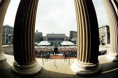 Columbia University, 2004 Commencement