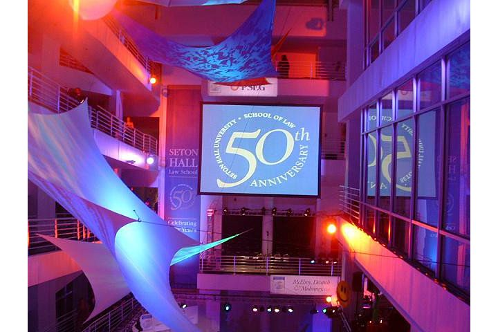 Seton Hall Law School, 50th Anniversary