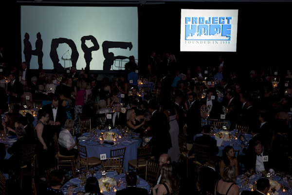 Project HOPE, Annual Gala in New York City