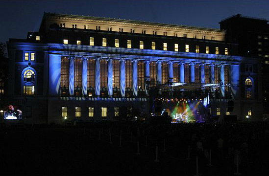 Columbia University, 250th Anniversary