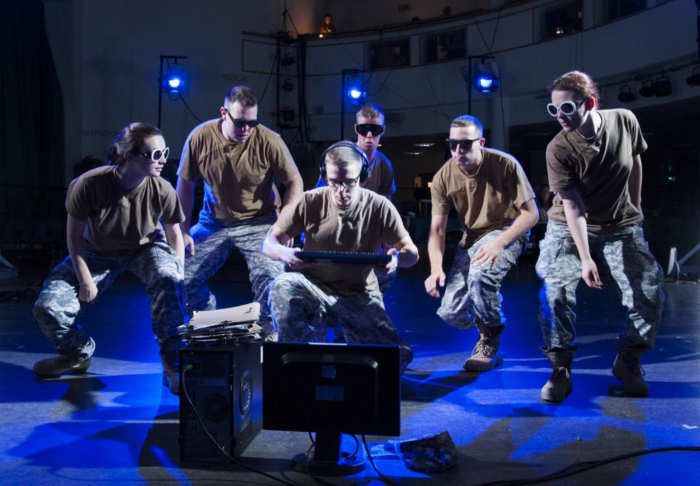 THE RADICALISATION OF BRADLEY MANNING , Digital Producer  This National Theatre Wales production had an online audience of over 7,000 from 103 countries, and received critical acclaim for its innovative approach to streaming live performance.