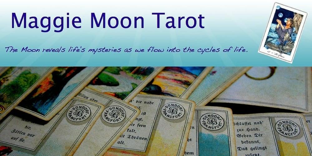 Maggie Lukowski: Maggie Moon Tarot — Member Directory - What