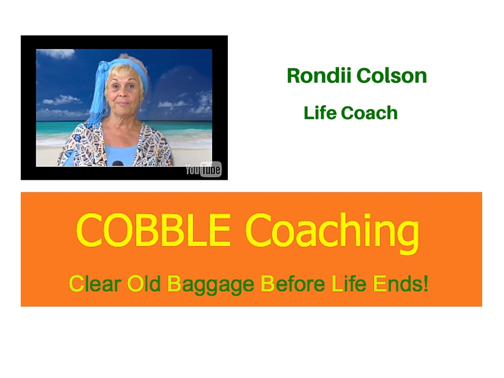 Rondii Colson Cobble Coaching Member Directory What Now What Next