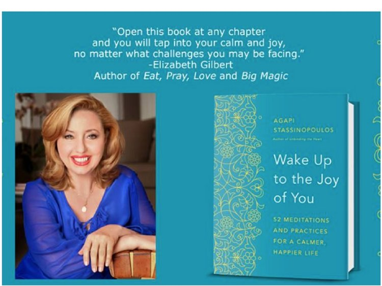 Agapi Stassinopoulos: Speaker & Author — Member Directory
