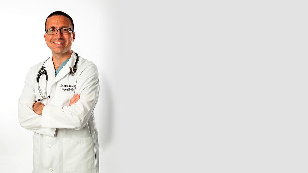 Alex Mohseni, MD
