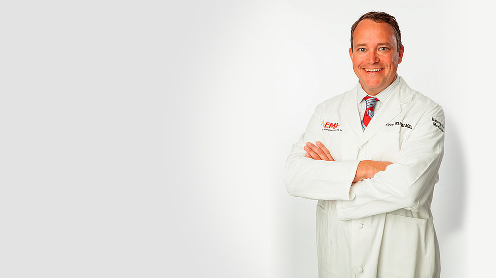 Drew White, MD, MBA