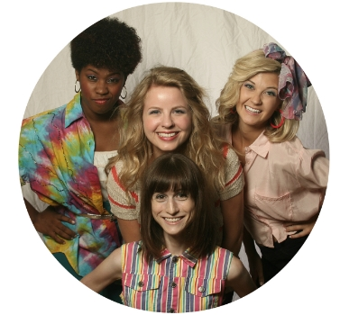 Reunion, A Musical Comedy Young Patty