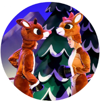 Rudolph the Red Nosed Reindeer the Musical Rudolph