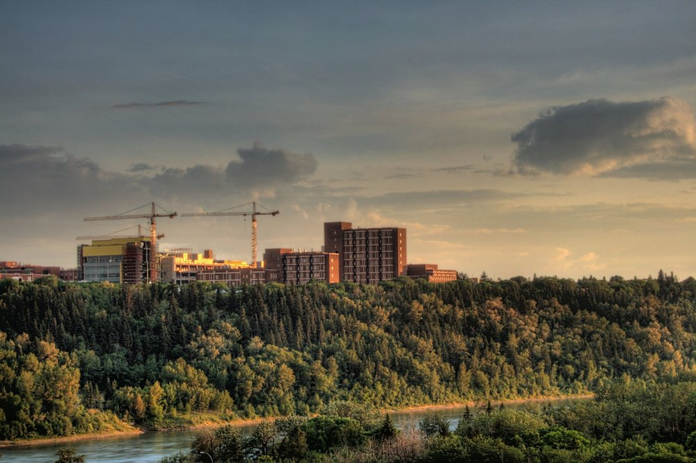 University of Alberta, Photo Used Under Wikimedia Commons License