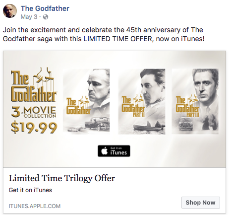 godfather itunes link ad.png
