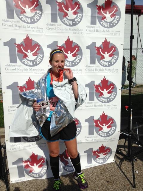 Melanie Conley _ marathon blog