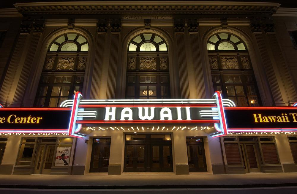 Hawaii Theatre - Bethel Street